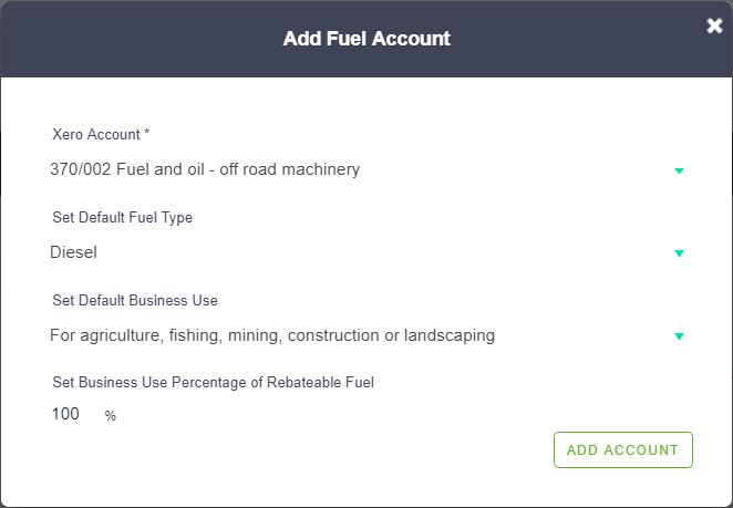 Fuel Tax Credit Calculator – AccountKit Support Center